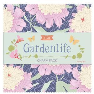 Bilde av Tilda GardenLife Charm Pack 40 stk.