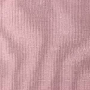 Bilde av Beklednings ribbet jersey lys gammelrosa