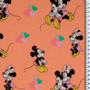 Bilde av BomullJersey med Mickey Mouse Love