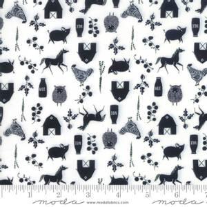 Bilde av Moda Fabrics Farm Charm Cloud Kettle